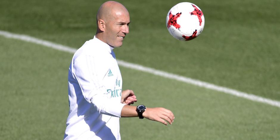 زيدان يكشف اللحظة الأفضل في مسيرته مع ريال مدريد