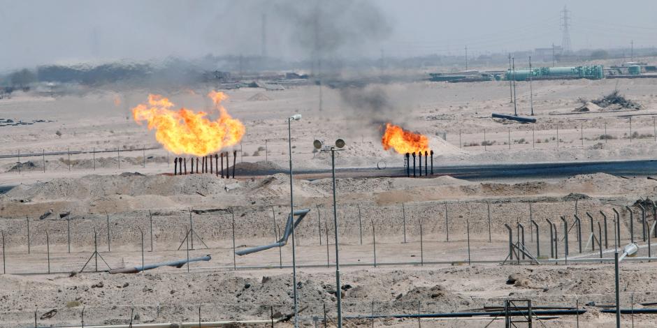 شيفرون وتوتال وبتروتشاينا تطور حقل مجنون في العراق