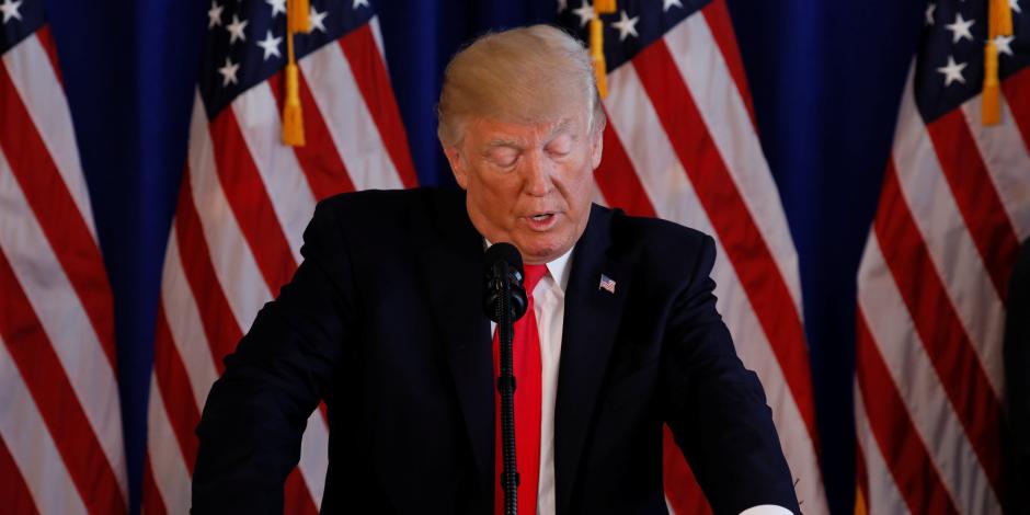 صحيفة بريطانية: تخفيض مستوى زيارة ترامب المحتملة للندن لتكون زيارة عمل