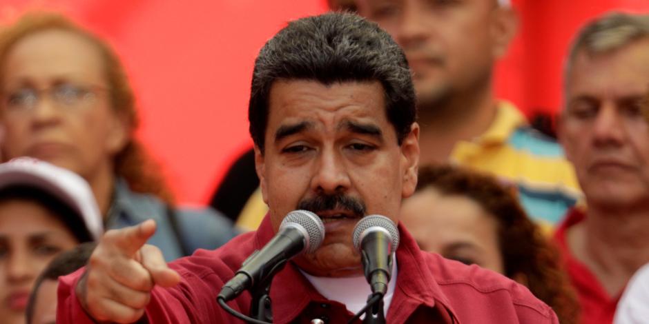 الرئيس الفنزويلى يشكر نظيريه الروسى والصينى على الاعتراف بنتيجة الانتخابات ببلاده