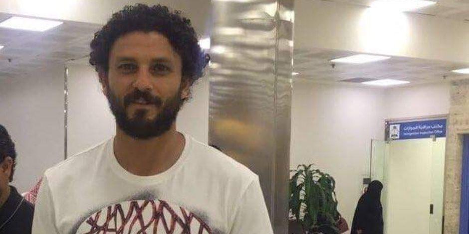 النصر السعودي يوافق على مشاركة حسام غالي في انتخابات الأهلي