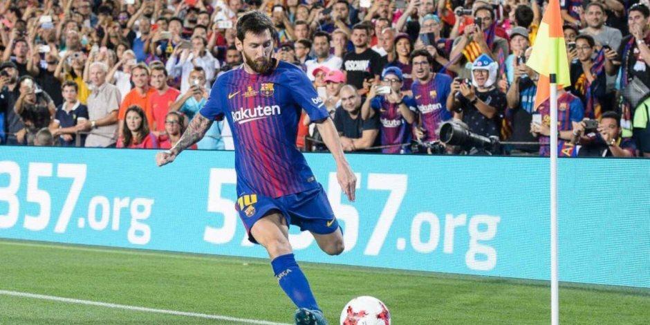 ميسي يطلب رحيل 4 لاعبين من برشلونة قبل غلق سوق الميركاتو