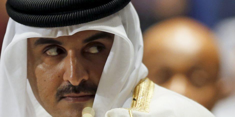 كواليس عملية تجميل وجه «دميم قطر»