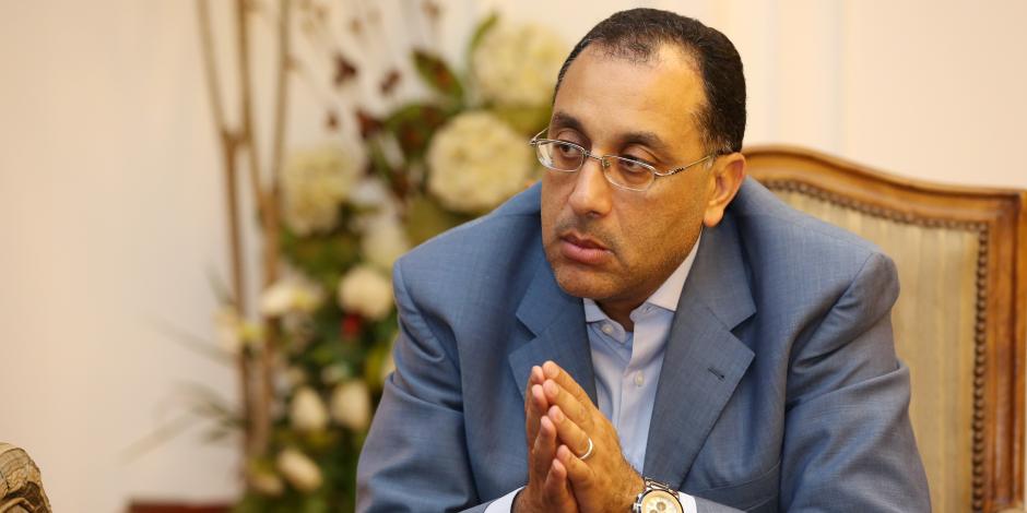 """مصطفى مدبولي: وفد البنك الدولي أشاد بتجربة مصر في """"الإسكان الاجتماعى"""""""