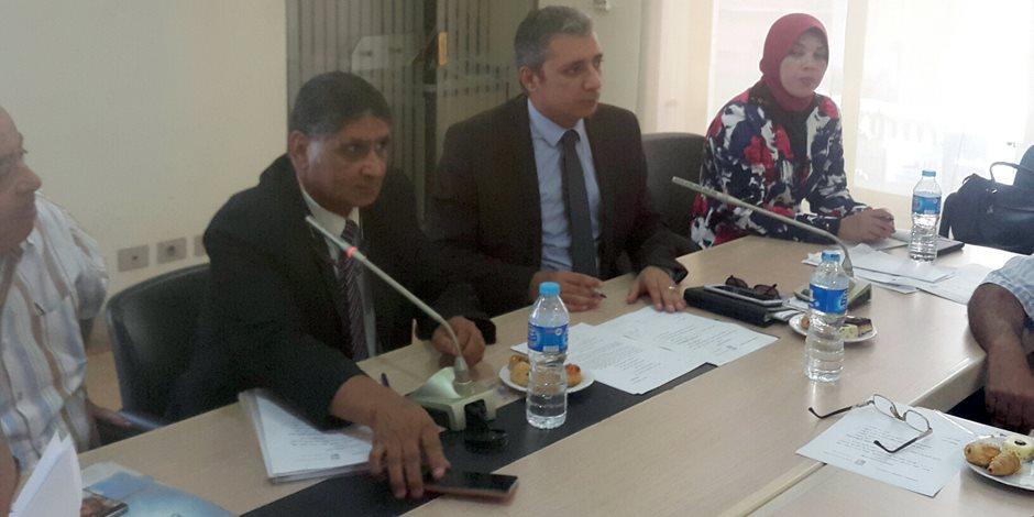 نقيب صيادلة الإسكندرية يطالب باستحداث وزارة متخصصة بشؤون الصيدلة (صور)