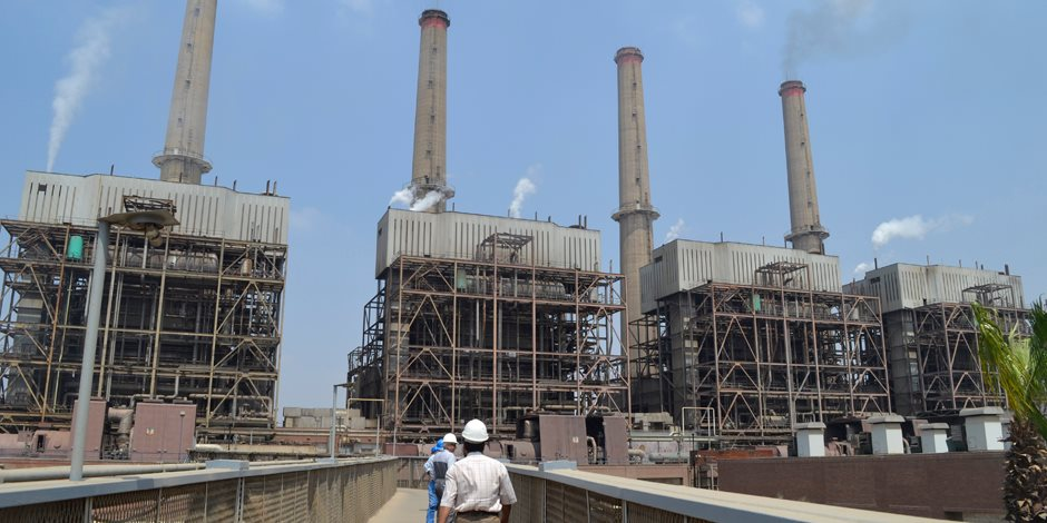 انخفاض استهلاك محطات الكهرباء من الغاز لـ3.8 مليار قدم يوميًا