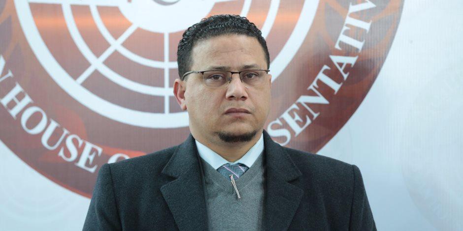 """""""البرلمان الليبى"""": موافقة النواب المصرى يدعم الليبيين فى مواجهة الاستعمار التركى"""
