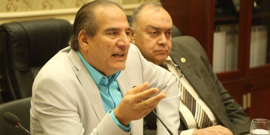 """برلماني: الشعب القطري ينتفض ضد مؤامرة """"تميم"""" لتفتيت الوطن العربي"""