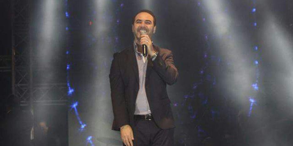 إذاعة حفل أضواء المدينة الليلة على شاشة التلفزيون المصري