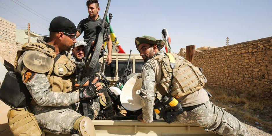 مقتل 6 إرهابيين والقبض على 14 آخرين في العراق