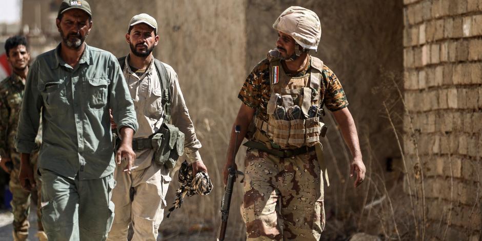 قائد عمليات كركوك: مقتل إرهابيين إثنين وإعتقال ثالث شمال غربي المحافظة