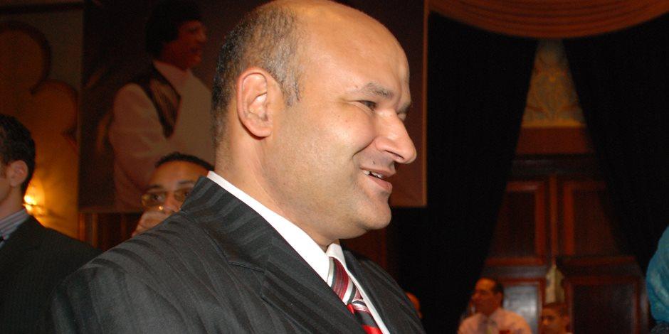 التحقيق مع علاء حسانين بتهمة النصب والاحتيال