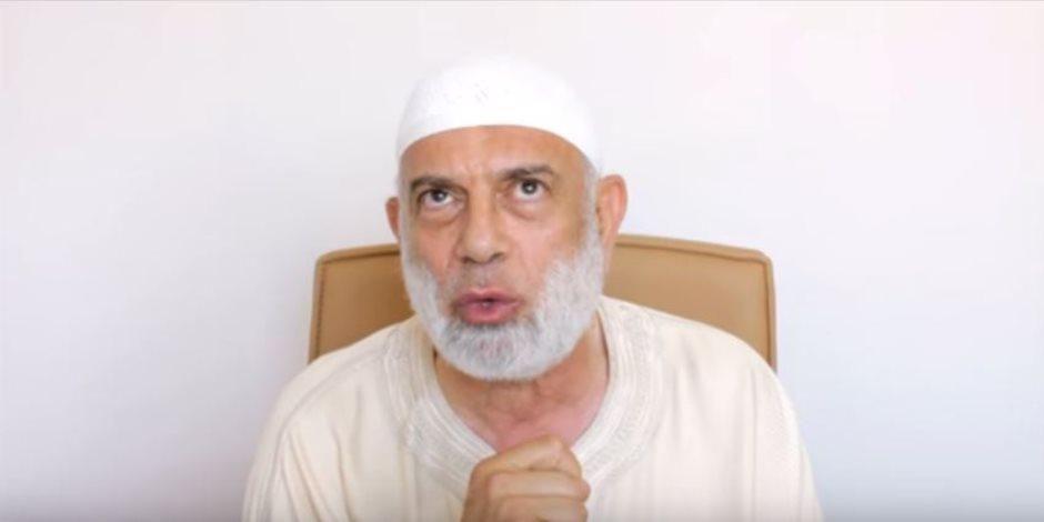 وجه وجدي غنيم القبيح يطل على تونس.. الإرهابي الهارب يهاجم الرئيس التونسي الراحل