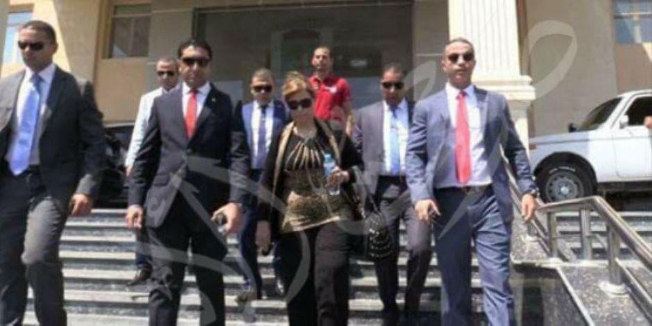 اليوم.. أولى جلسات محاكمة نائبة محافظ الإسكندرية بتهمة الرشوة