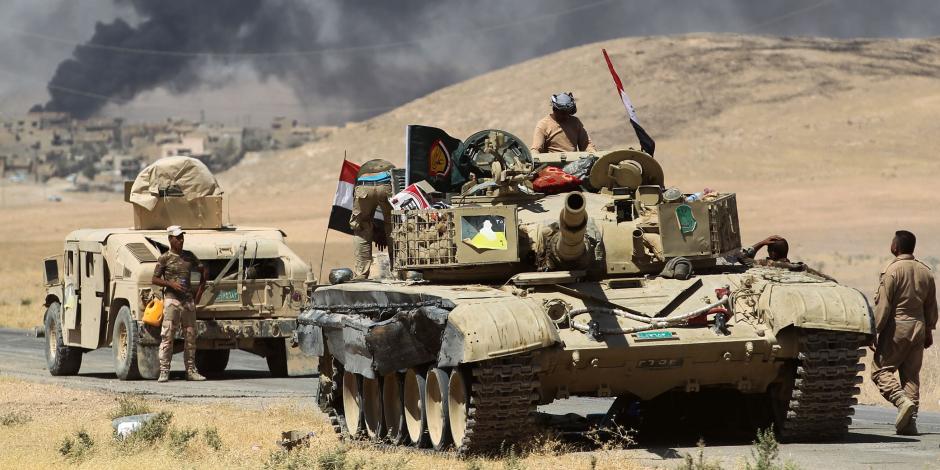 """الجيش العراقي يحاصر داعش.. تفاصيل مقتل 15 من مقاتلي التنظيم في """"صلاح الدين"""""""