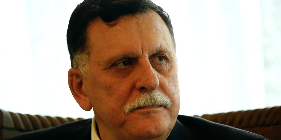 «السراج» يعلن استقالته من رئاسة حكومة الوفاق الليبية ويسلم مهامه نهاية أكتوبر