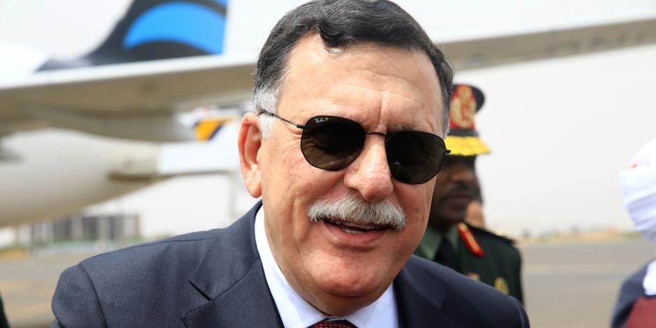 بعد خيانته لليبيا.. هل تسحب الجامعة العربية الاعتراف بمجلس السراج؟