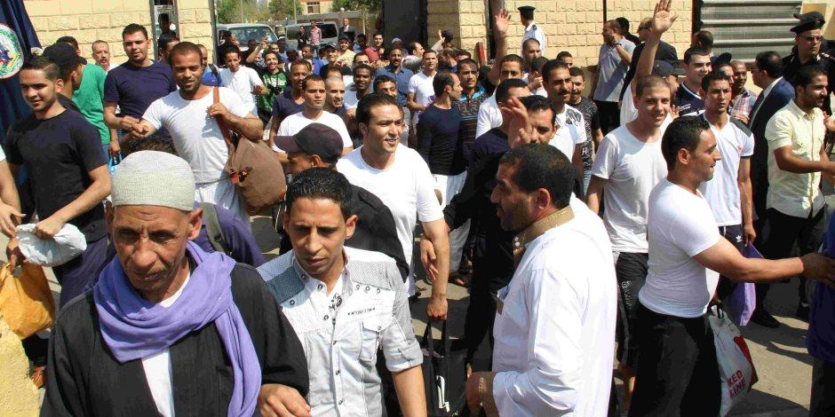 تنفيذاً لقرار الرئيس.. الإفراج بالعفو عن 81 من نزلاء السجون والشرطي عن 178سجيناً