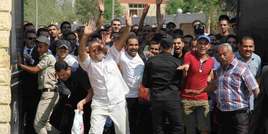 بمناسبة عيد تحرير سيناء.. الإفراج عن 1004 سجناء بعفو رئاسي