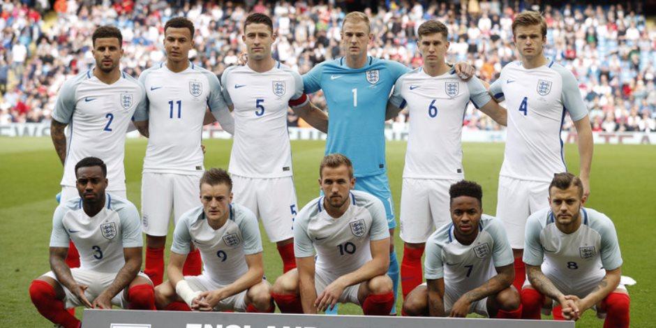 مدرب إنجلترا: سعيد بمواجهة تونس في مونديال روسيا