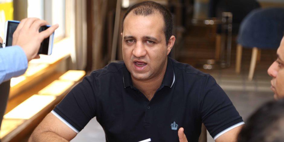 الزمالك ينفي التفاوض مع محمد عبد الشافى