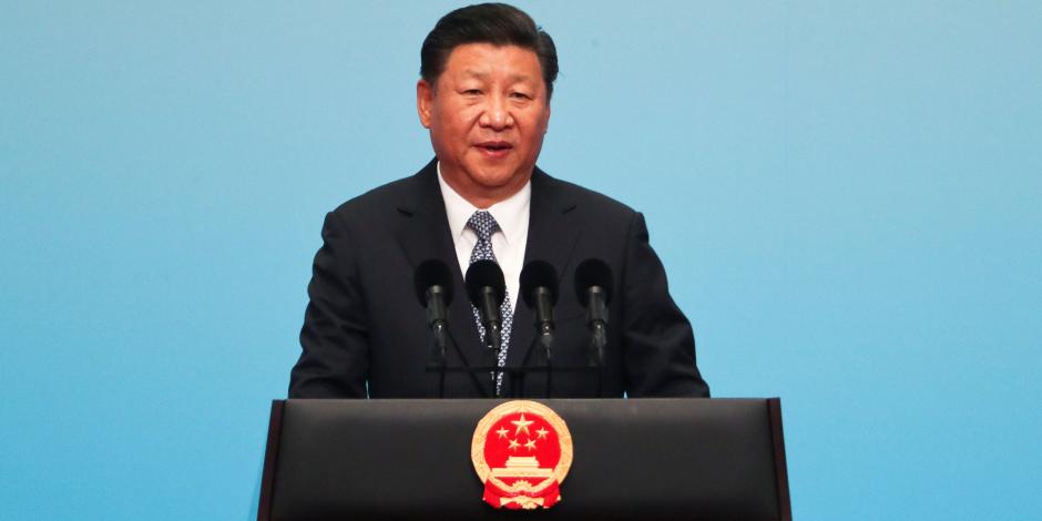 الرئيس الصيني يؤكد علي ضرورة استقرار العلاقة مع الهند