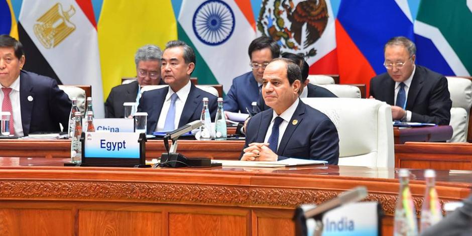 كيف وظف الرئيس السيسي علاقات مصر الخارجية لدعم النمو الاقتصادي؟