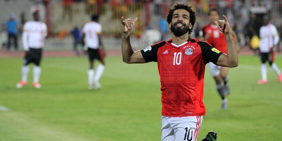 محمد صلاح يتصدر قائمة هدافي تصفيات كأس العالم في إفريقيا