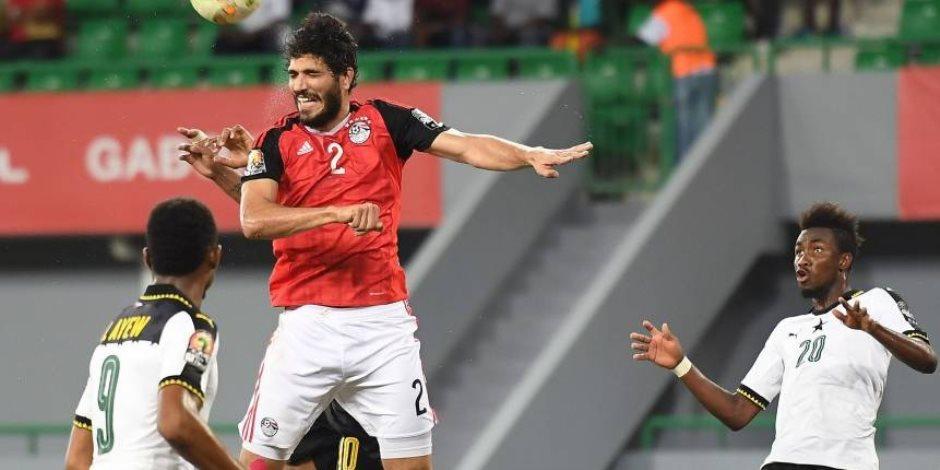 46 مليون يورو قيمة تشكيلة مباراة مصر وغانا في تصفيات كأس العالم