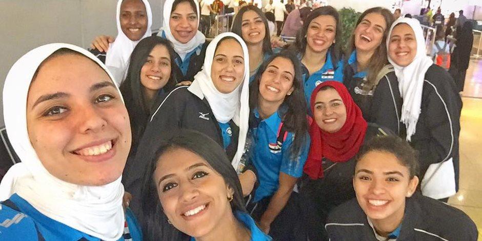 خسارة سيدات الطائرة تحت 23 سنة أمام سلوفينيا فى بطولة العالم