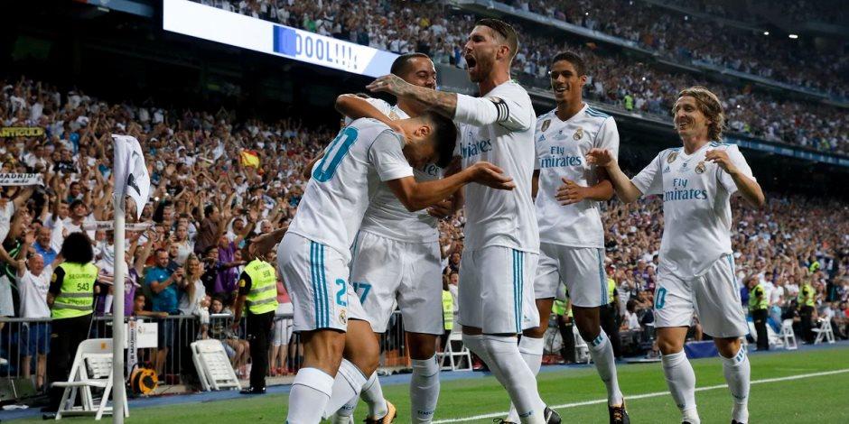 مشاهدة مباراة ريال مدريد وريال سوسيداد بث مباشر اليوم 17 / 9 / 2017 فى الدوري الاسباني