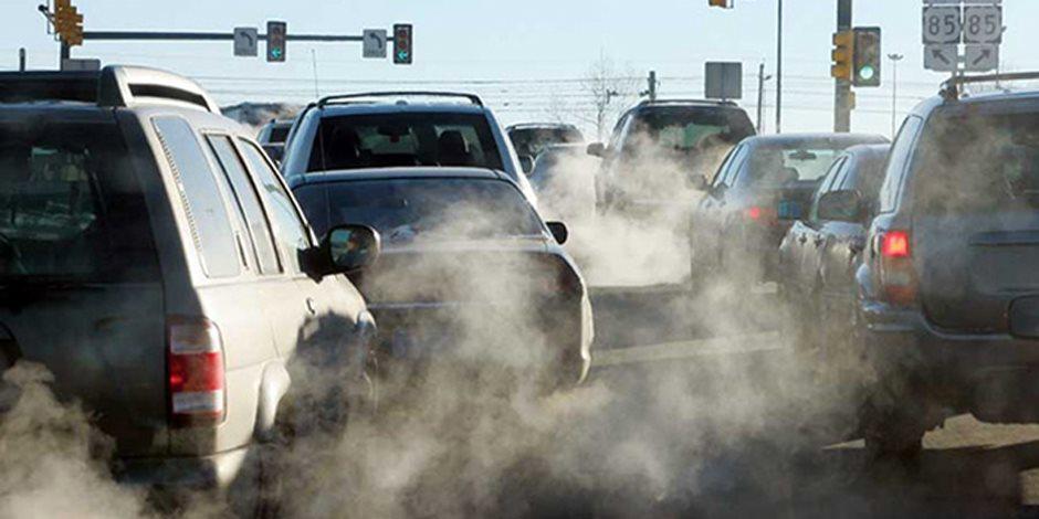 هل تعلم أن قطاع النقل يمثل ثلث أسباب تلوث الهواء في القاهرة؟