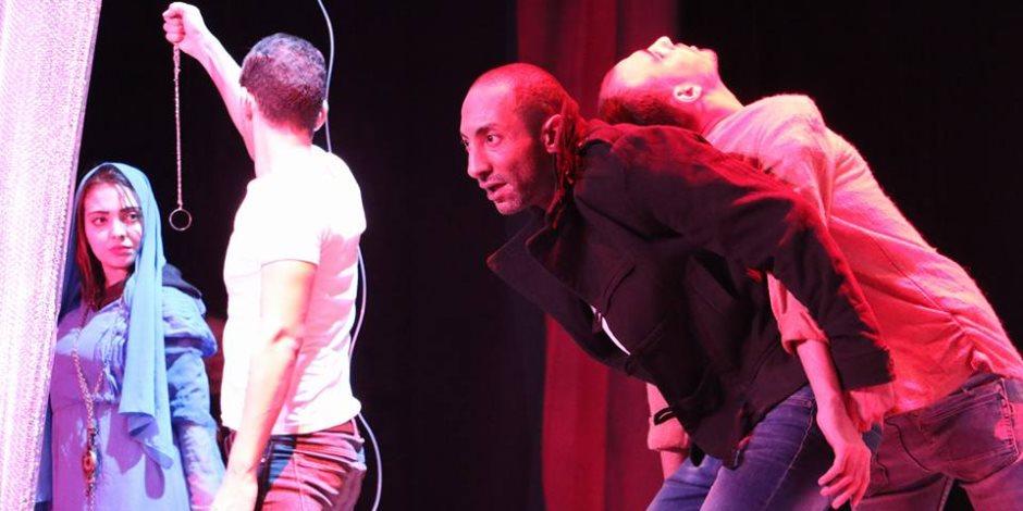 افتتاح مهرجان نوادي المسرح بالسامر في دورته الـ26 (صور)