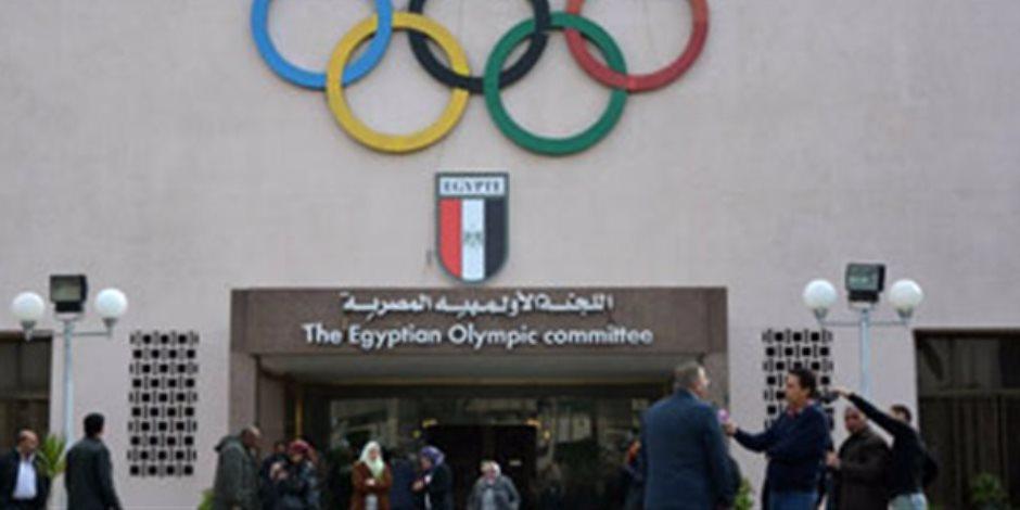اللجنه الاوليمبية تعلق كافة الأنشطة الرياضية والبطولات المحلية والتجمعات الرياضية