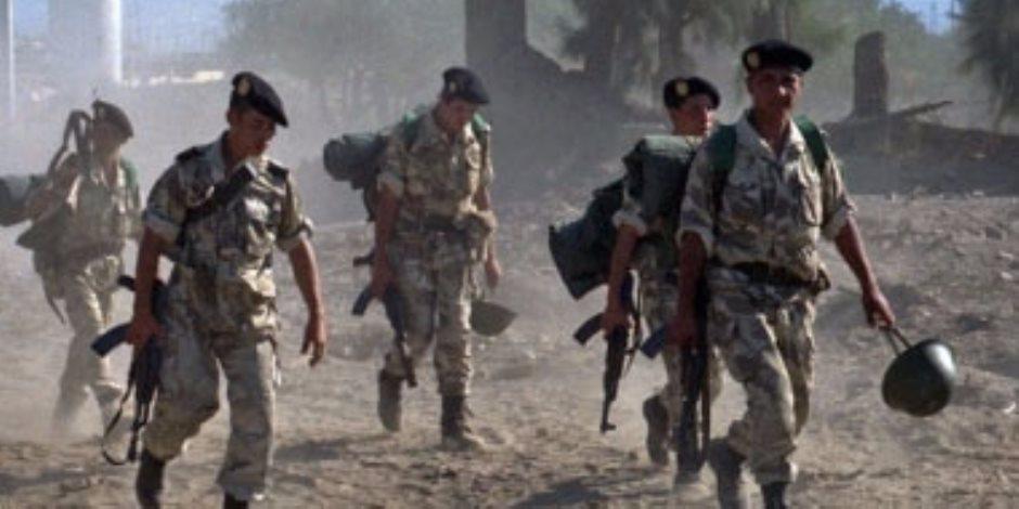 بمحافظة تيارت شمال البلاد.. الجيش الجزائرى يعلن ضبط 3 إرهابيين