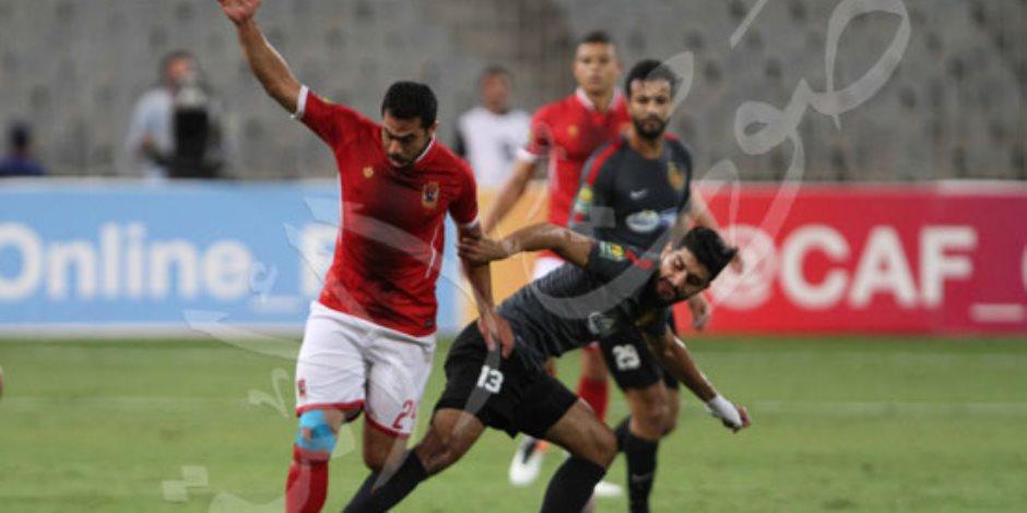 اليوم.. طاقم حكام مباراة الأهلي والترجي يصل القاهرة