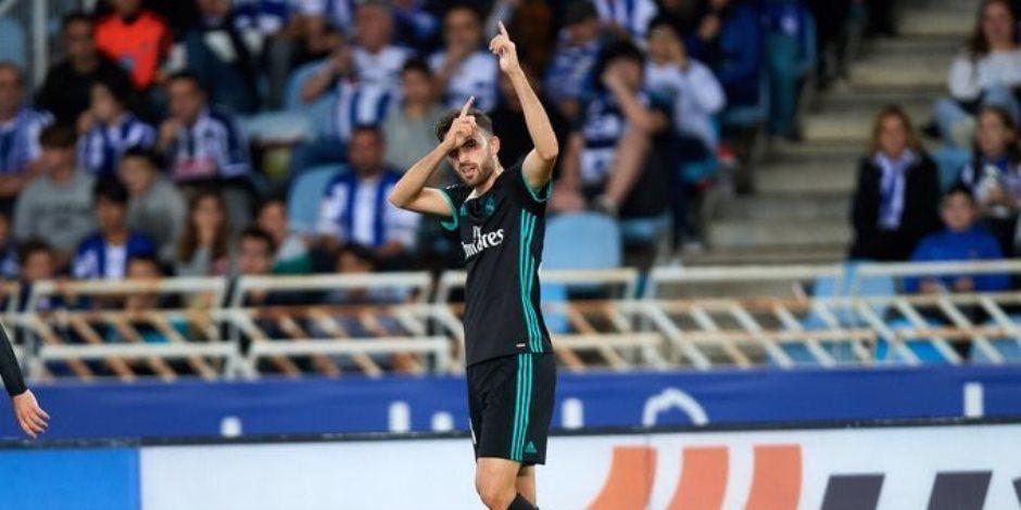 ريال مدريد يعادل رقم سانتوس بالتسجيل في 73 مباراة متتالية (فيديو)
