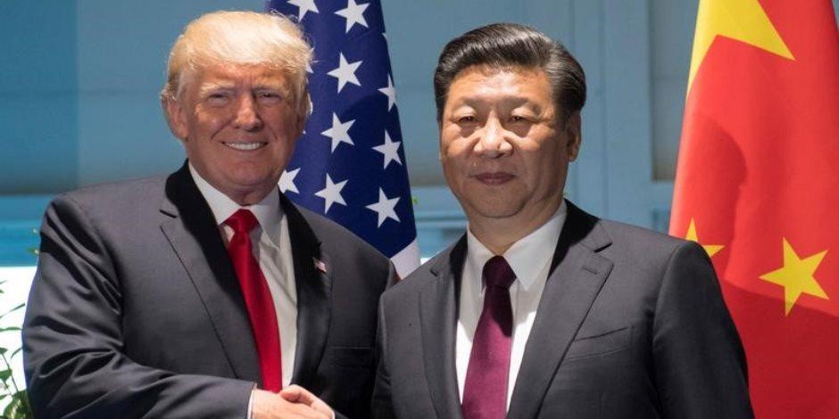 حفيدة ترامب تغنى الأغانى الصينية خلال عشاء عمل بين الرئيس الصينى ونظير الامريكى