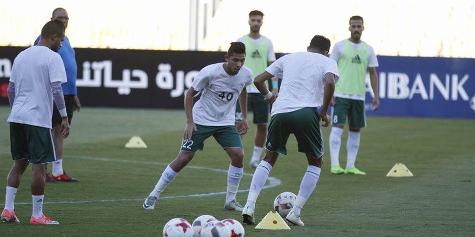 وصول فريق المصري لاستاد بورسعيد لمواجهة فريق سيمبا التنزاني