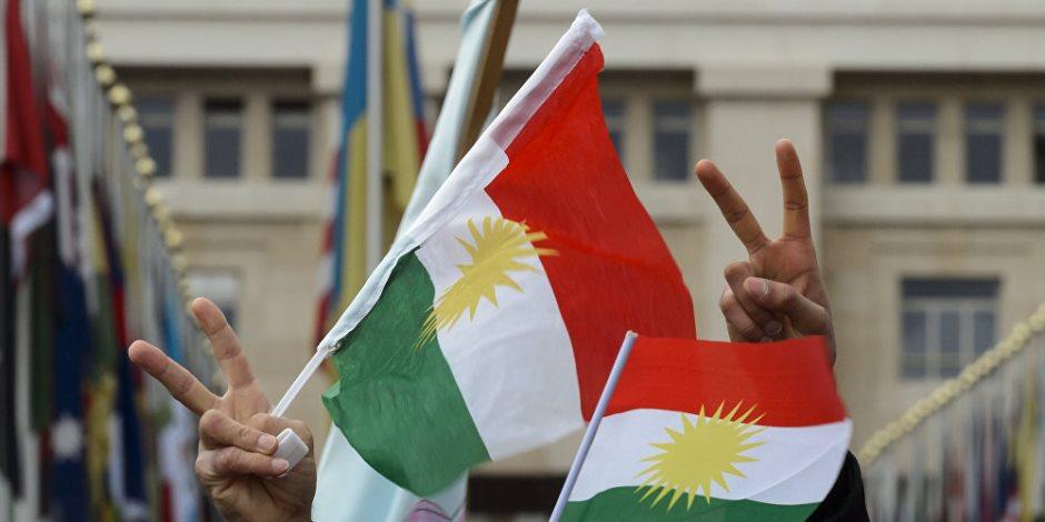 فؤاد معصوم يبحث مع السفير الفرنسي استفتاء إقليم كردستان