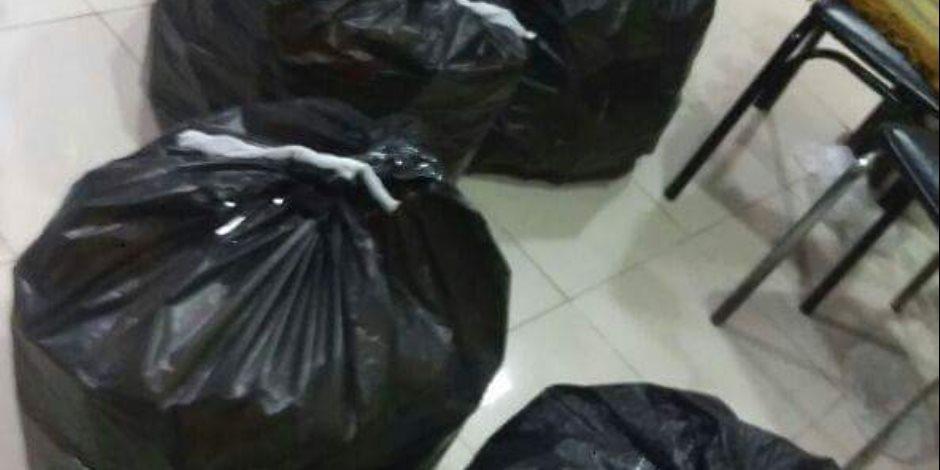 ضبط أدوية منتهية الصلاحية داخل عيادة طبية بالإسكندرية ( صور  )
