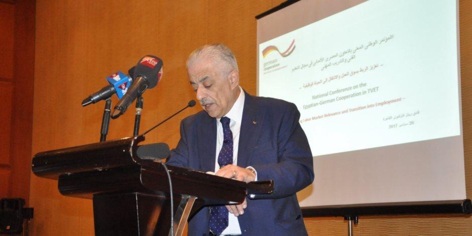 وزير التربية والتعليم: تدريب نصف مليون معلم على نظام رياض الأطفال الجديد