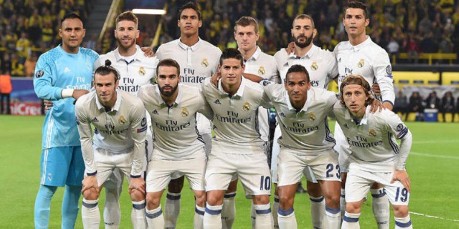 ريال مدريد يواجه فوينلابرادا بدور الـ32 لكأس أسبانيا