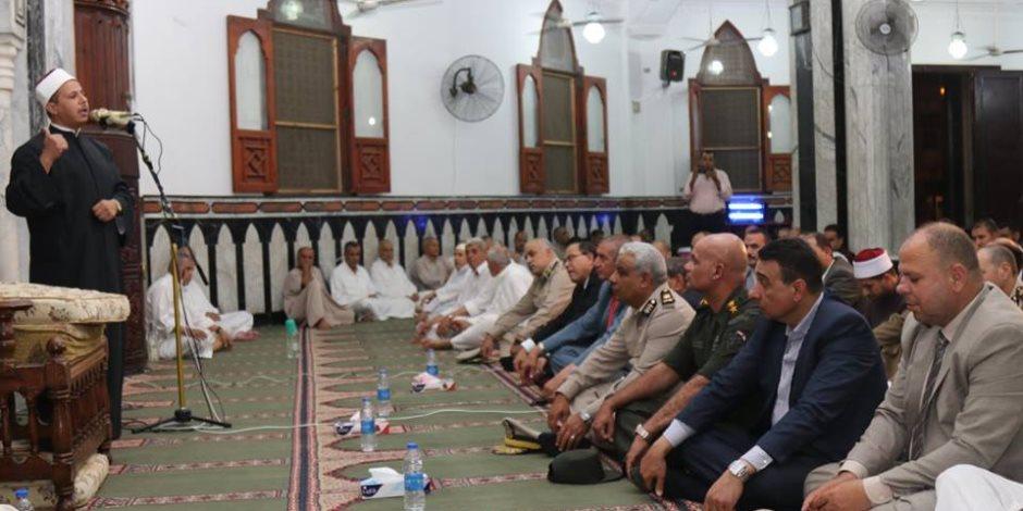 وكيل وزارة أوقاف كفر الشيخ: الرسول تحمل الصعاب لنشر الدين الإسلامي السمح