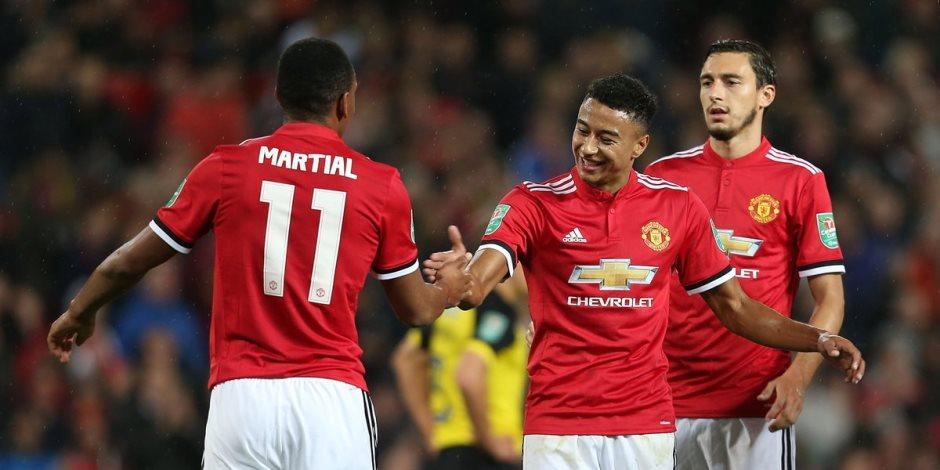 مانشستر يونايتد يواجه أشبيلية فى ربع نهائى دوري أبطال أوروبا