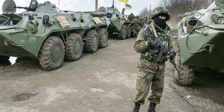 القوات الأوكرانية توثق 47 حالة قصف على مواقعها في دونباس خلال الساعات الـ 24 الماضية