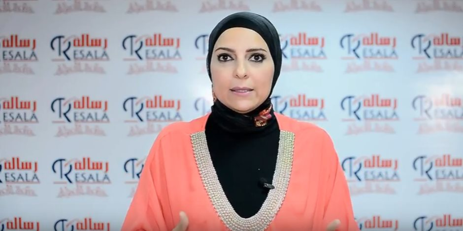 """دعاء فاروق خلال زيارتها إلى """"جمعية رسالة"""": """"حسيت إني بليدة من اللي شوفته"""""""