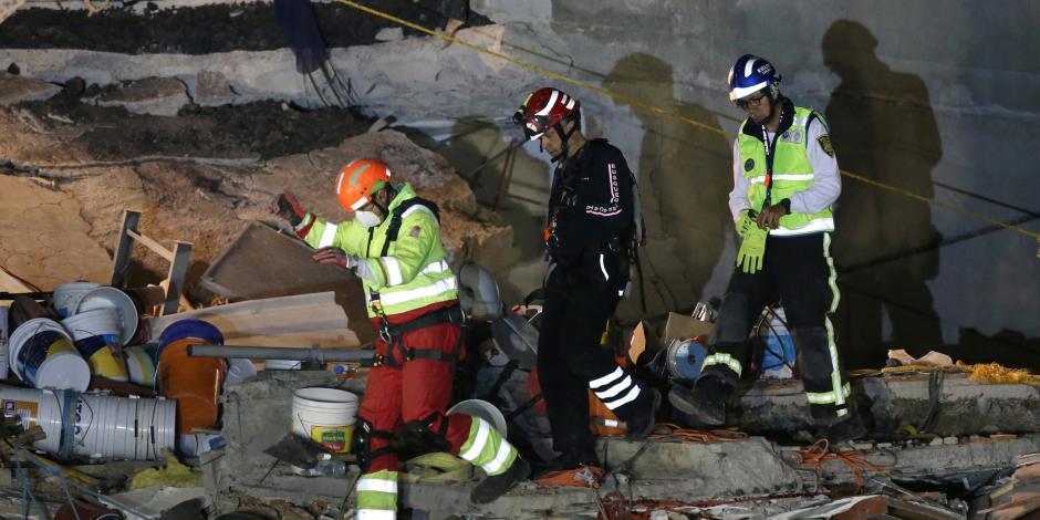 324 قتيلا حصيلة زلزال المكسيك