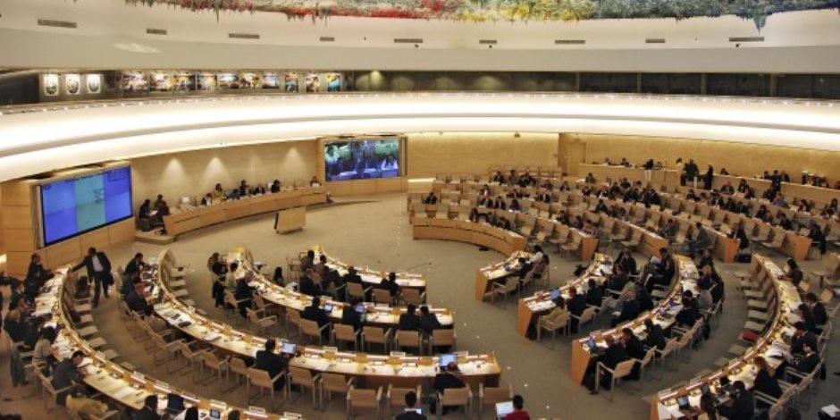 تحركات مصرية مهمة في الأجندة الدولية لحقوق الإنسان