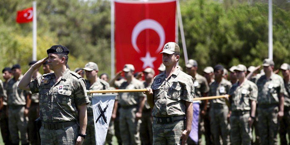 الانتهاكات التركية مستمرة.. إقامة قاعدة عسكرية قرب الحدود مع العراق